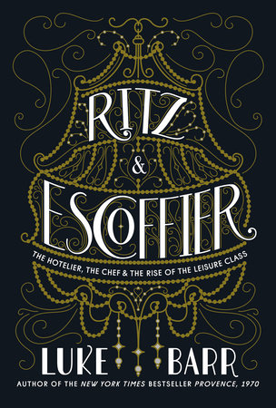 Cover image for Ritz & Escoffier