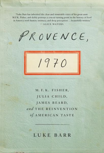Cover image for Provence, 1970